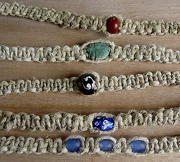 Friendship Bracelets & Hemp Jewelry