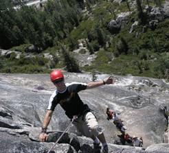 Rock Climbing Trip