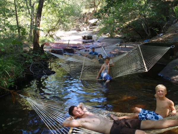 Creek Hammocking