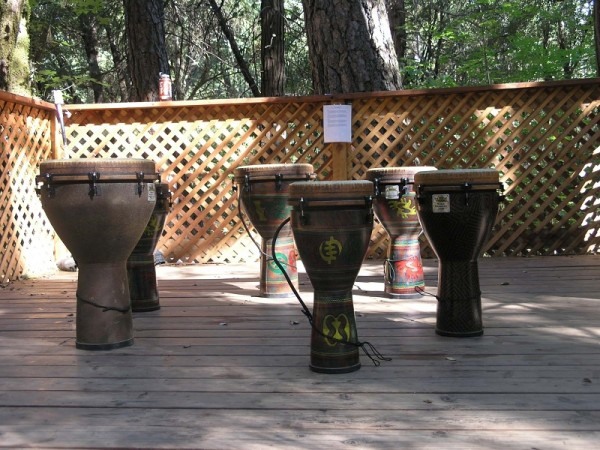 Ethnic Drumming