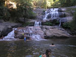 Gypsy Falls Camp Augusta