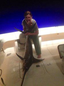 Bella Swordfish